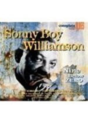 Sonny Boy Williamson - Nine Below Zero