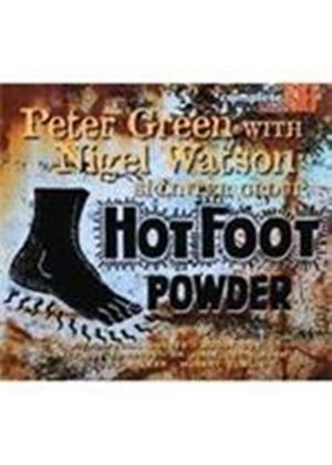 Peter Green - Hotfoot Powder (Music CD)