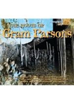Various Artists - Roots Of Gram Parsons (Music CD)