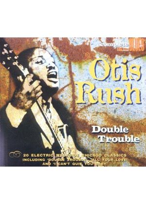 Otis Rush - Double Trouble (Music CD)