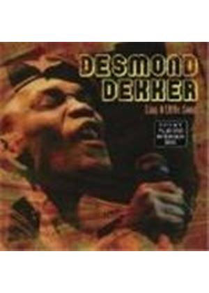 Desmond Dekker - Sing A Little Song (+DVD)
