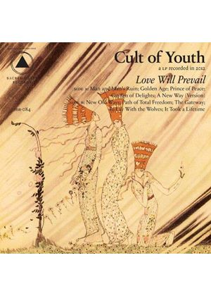 Cult of Youth - Love Will Prevail (Music CD)
