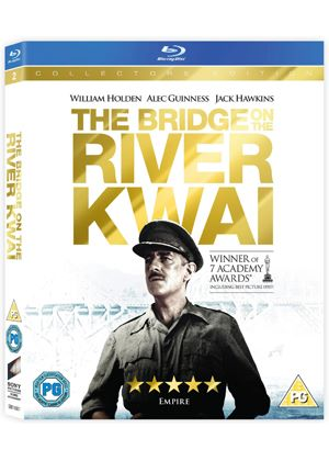 Bridge On The River Kwai (Blu-Ray)