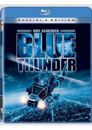 Blue Thunder (Blu-Ray)