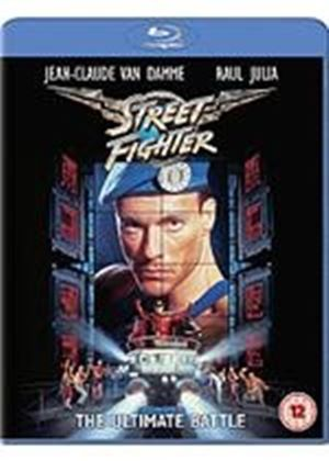 Street Fighter - The Ultimate Battle (Blu-Ray)