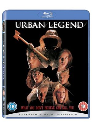 Urban Legend (Blu-Ray)
