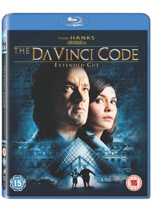 The Da Vinci Code: Extended Cut (Blu-Ray)