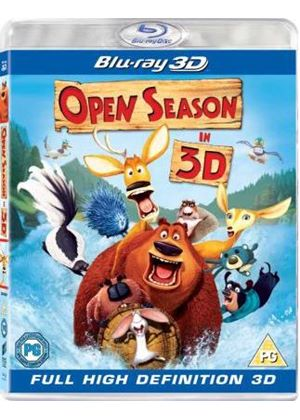 Open Season (Blu-ray 3D)