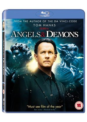 Angels and Demons - Extended Cut (Blu-Ray)