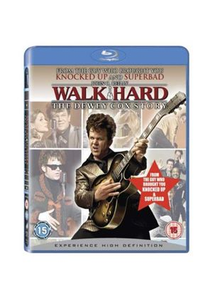Walk Hard -The Dewey Cox Story (Blu-Ray)