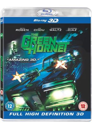 The Green Hornet (Blu-ray 3D + 2D Blu-ray)