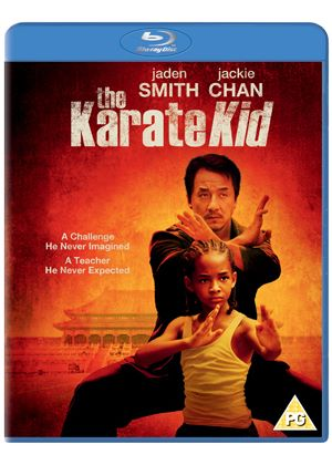 The Karate Kid - 1 Disc (2010) (Blu-Ray)