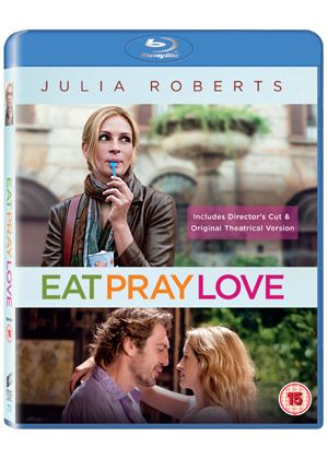 Eat, Pray, Love (Blu-ray)