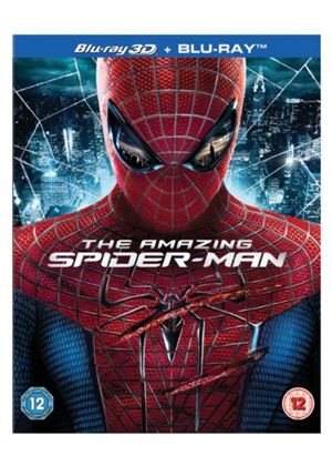 The Amazing Spider-Man (3D Blu-Ray)