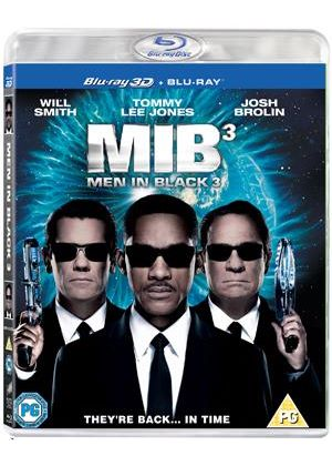 Men in Black 3 (Blu-ray 3D + UltraViolet Copy)