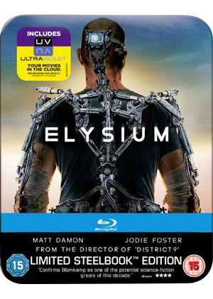 Elysium Steelbook (Blu-Ray + UV Copy)