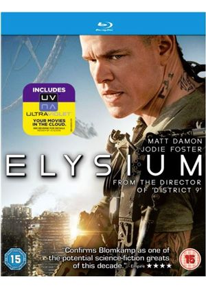 Elysium (Blu-ray + UV Copy)