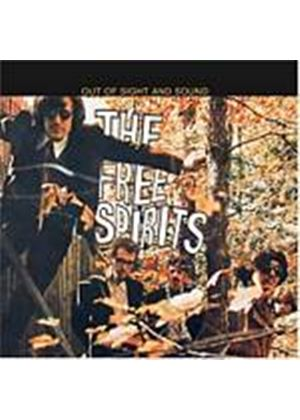 The Free Spirits - Out Of Sight And Sound (Music CD)
