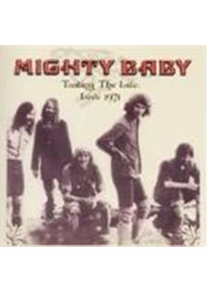 Mighty Baby - Tasting The Life (Live 1971) (Music CD)