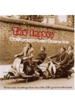 Ingoes - Before We Were The Blossom Toes (Music CD)
