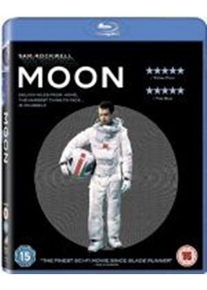 Moon (Blu-ray) (RENTAL)