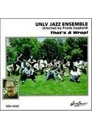 UNLV Jazz Ensemble - That's A Wrap! [European Import]