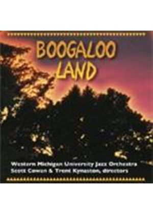 Western Michigan Univ. Jazz Orchestra - Boogaloo Land [US Import]