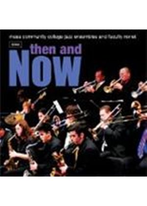 Mesa Community College Jazz - Then And Now