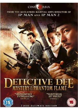 Detective Dee - Mystery Of The Phantom Flame