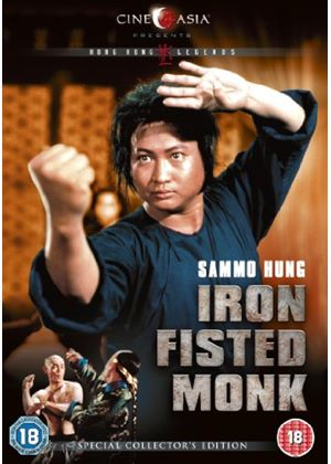 Iron Fisted Monk
