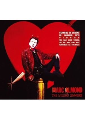 Marc Almond - Vermin In Ermine [ECD] (Music CD)