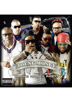 Young Money - Young Money Party (Music CD)