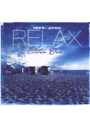 Blank & Jones - Relax Vol.1 (Edition One) (Music CD)