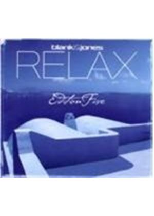 Blank & Jones - Relax Vol.5 (Music CD)