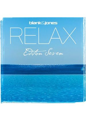 Blank & Jones - Relax Edition Seven (Music CD)