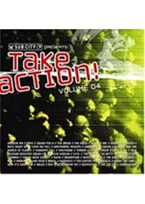 Various Artists - Take Action - Vol. 4 (Music CD)