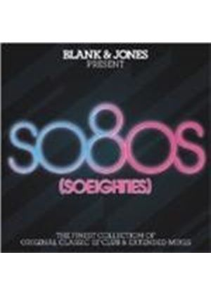Various Artists - So 80s (Blank & Jones Present) (Music CD)