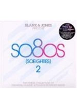 Blank & Jones - So 80s Vol.2 (Music CD)