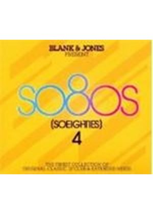 Blank & Jones - So 80s Vol.4 (Music CD)