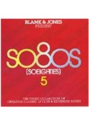 Blank & Jones - So Eighties Vol.5 (Music CD)