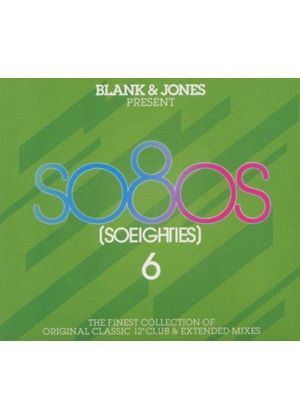 Blank & Jones - So Eighties, Vol. 6 (Music CD)