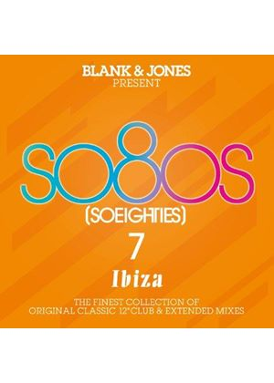 Blank & Jones - So Eighties, Vol. 7 (Music CD)