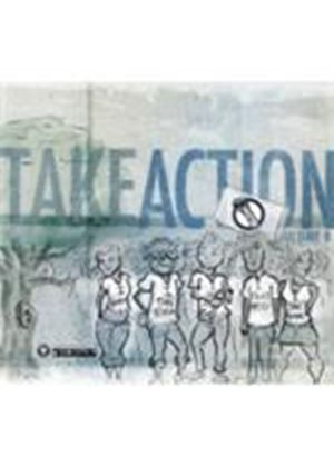 Various Artists - Take Action Vol.8 (+DVD) [Digipak]