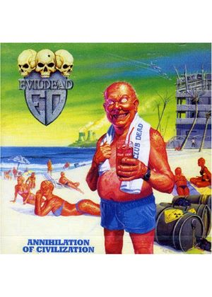 Evildead - Annihilation Of Civilization (Music CD)