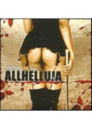 Allhelluja - Inferno Museum (Music CD)