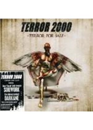 Terror 2000 - Terror For Sale (Music Cd)
