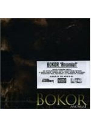 Bokor - Anomia 1 (Music Cd)