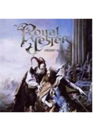 Royal Jester - Night Is Young (Music CD)