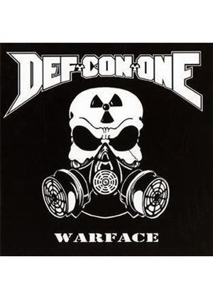 Def con One - Warface (Music CD)