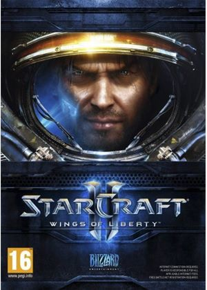 Starcraft II: Wings of Liberty (Mac/PCDVD)
